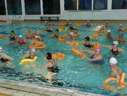 section natation de la Jeanne d'Arc Le Coteau
