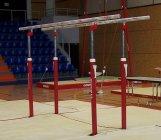 Barres parall les club de gymnastique jeanne d 39 arc le for Barre fixe enfant