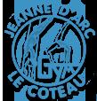 Club de gymnastique - Jeanne d'Arc Le Coteau logo